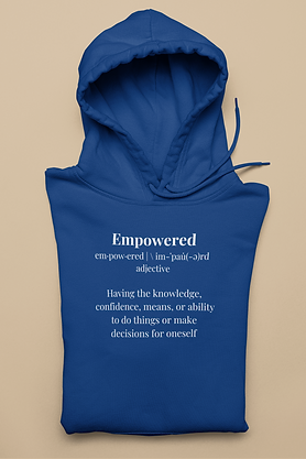 Empowered hoodie blue.png