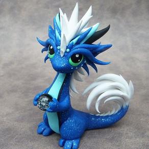 DIY – Polymer Dragons & Elven Ears