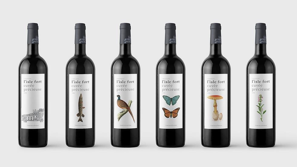 Coffret 6 bouteilles - millésime 2018