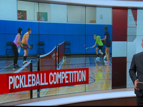 Kingston Jewish Community Center hosts Day 2 of inaugural pickleball tournament
