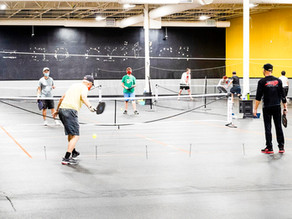 Pickleball Mania opens in former Planet Fitness at Ithaca mall