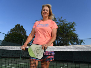 Kroog shines as newest 5.0 player in pickleball