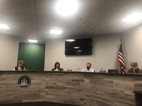 WASHINGTON CITY COUNCIL GOES BACK AND FORTH ON PICKLEBALL PROPOSAL
