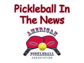Pickleball Palooza Tournament taking place after over a year