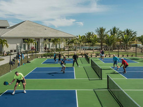 Pickleball Coming to a Florida Community Near You!