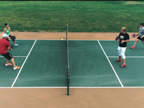 Basketball, pickleball coming to converted tennis courts