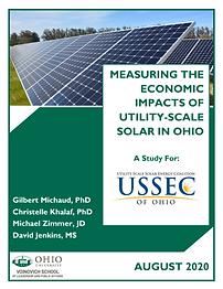 Measuring the Economic Impacts of Utilit