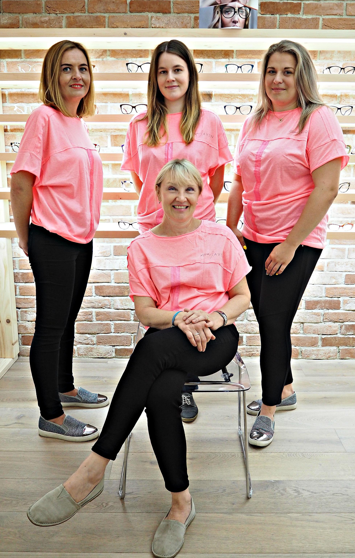 Pomáháme v boji proti rakovině prsu.