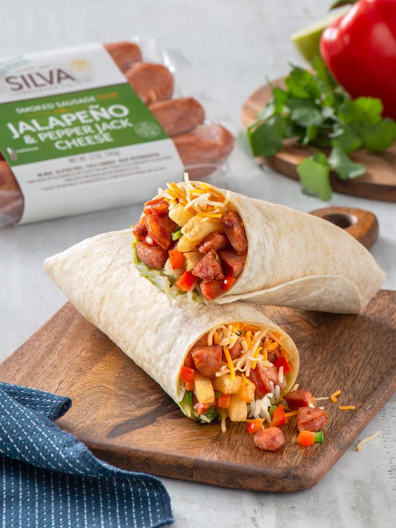 California Style Burrito