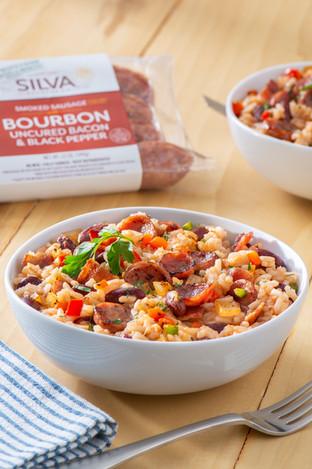 Dirty Rice & Beans With Bourbon Bacon Smoke Sausage-037.jpg