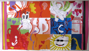 Collage Matisse