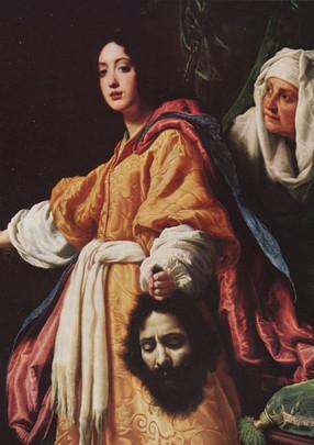 Judith met het hoofd van Holofernes 1613