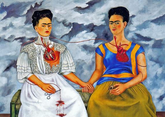 De twee Frida's 1939