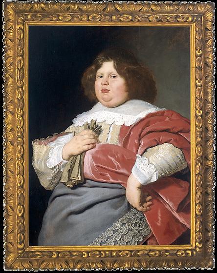 Portret van Gerard Andriesz Bicker