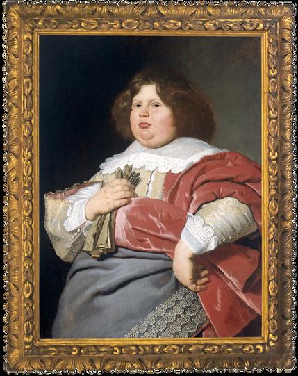 Portret van Gerard Andriesz Bicker (1622-1666), Heer van Engelenburg, Drost van Muiden