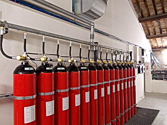 Clean Agent Fire Suppression System - Image 4