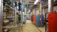 Mechanical, Electrical and Plumbing