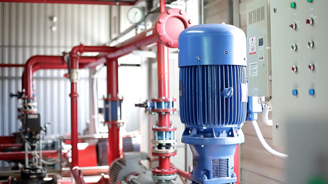 Fire Pump Preventative Maintenance