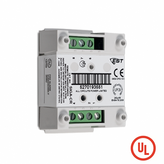 Edwards EST SIGA-IM Isolator Module for Class A circuit wiring
