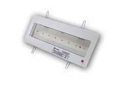 Recess Mount 10 LED Emergency Light