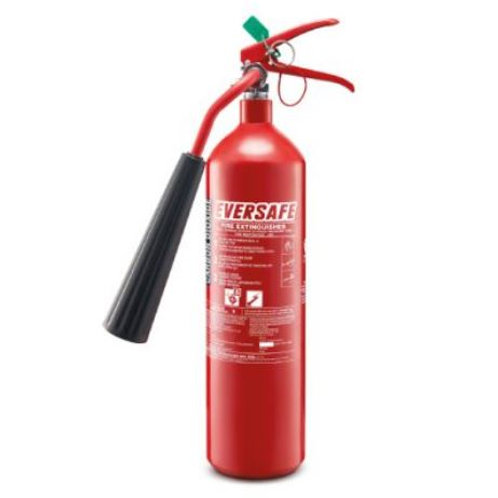 Eversafe 2kg Carbon Dioxide Portable Fire Extinguisher