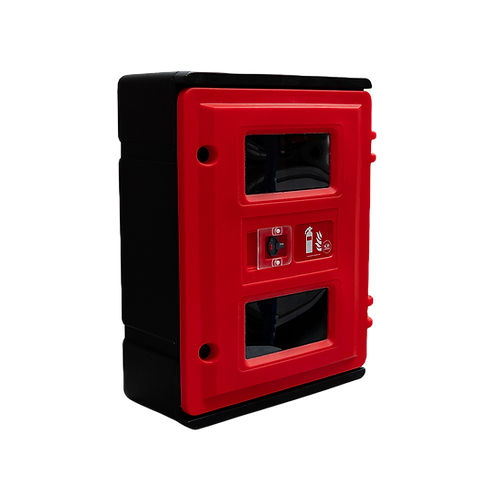 Jonesco JBKE72 Double Fire Extinguisher Cabinet