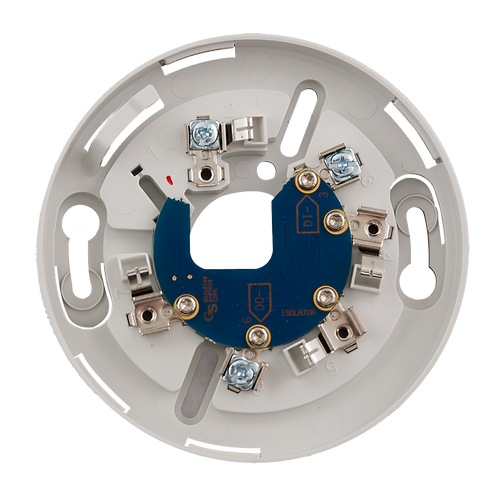Edwards EST SIGA-RB Detector Base with Form 'C' Relay