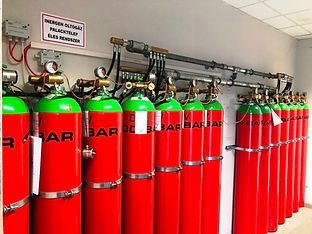 Clean Agent Fire Suppression System - Image 2