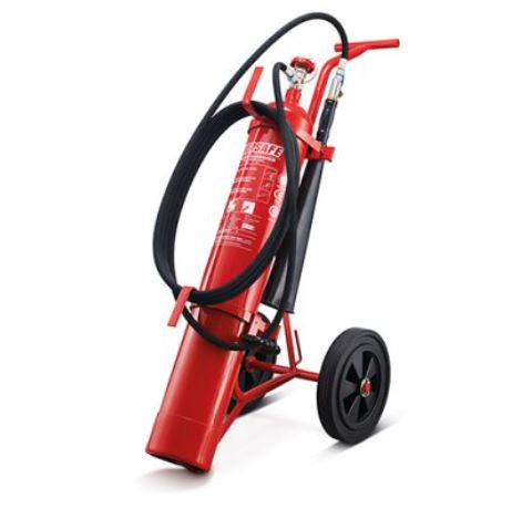 Eversafe 10kg Trolley Carbon Dioxide Fire Extinguisher