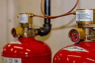 Clean Agent Fire Suppression System - Image 1