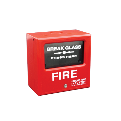 UNIQUE Breakglass Manual Call Point