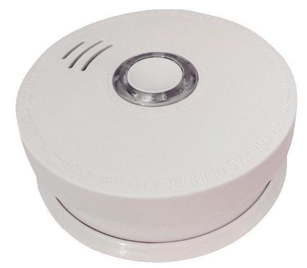 Safedtec Self Contain Smoke Detector