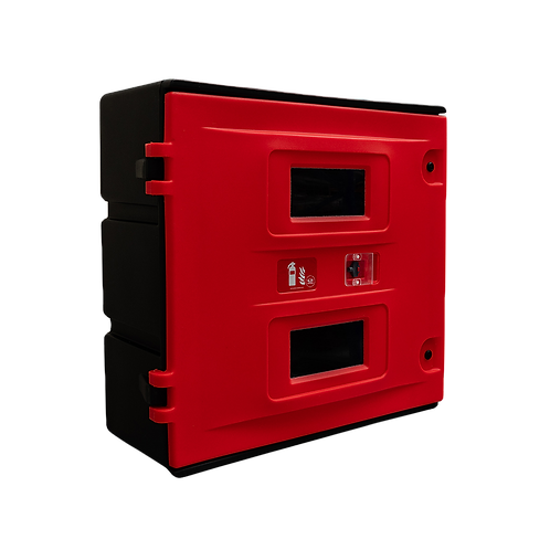 Jonesco JBKE90 Double Fire Extinguisher Cabinet