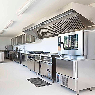 Kitchen Hood Wet Chemical Fire Suppression System - kitchen-flip