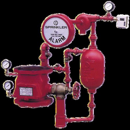 CD 100mm Sprinkler Alarm Valve