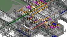 MEP Coordination In Building Construction