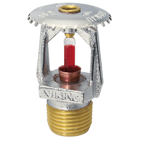 VIKING Upright Sprinkler Head 135°F (57°C), 155°F (68°C), 175°F (79°C) (UL/LPC)