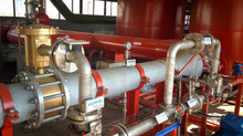 Building and Industrial Fire Protection System