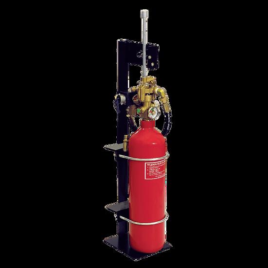 UNIQUE 2kg Co2 Pilot Cylinder