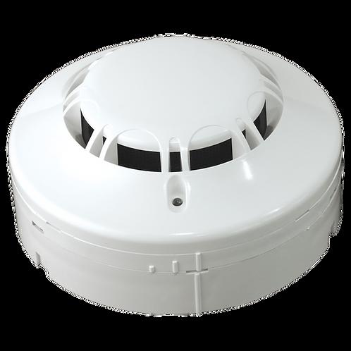 UNIQUE AH0711 Photoelectric Smoke Detector c/w Base