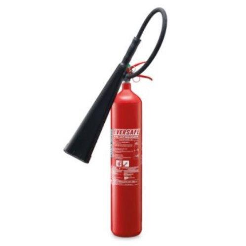 Eversafe 5kg Carbon Dioxide Portable Fire Extinguisher