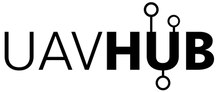 UAVHub_logo_black_transparent_background