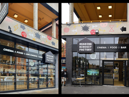The Reading Biscuit Factory – New 3 Screen Cinema