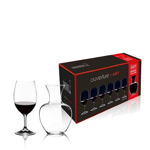 RIEDEL Ouverture Magnum Tasting glasses gift set (set of 6) - 5408/3