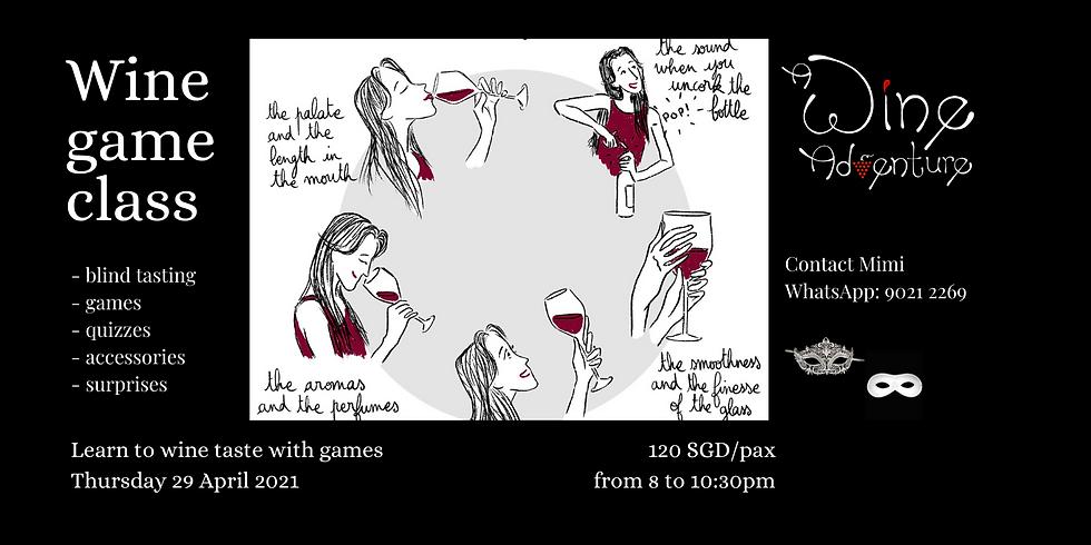 Winefullness (in English) - 29 avril 2021