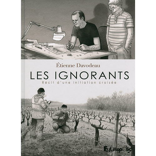 Les Ignorants (Bande Dessinee) - French Edition