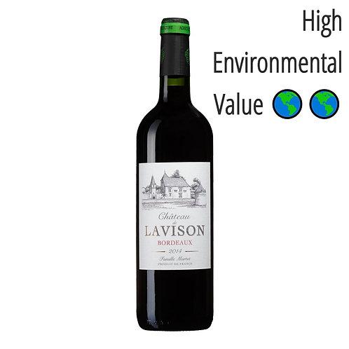 Chateau de Lavison 2016 Bordeaux AOC
