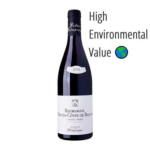 Domaine Henri Delagrange Haute Côtes-de-Beaune Rouge 2019