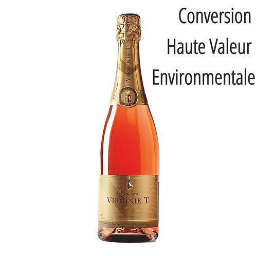 Champagne Virginie T Rose' Brut NV