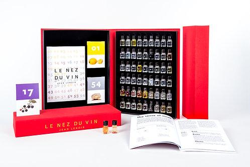 Le Nez du Vin (the Nose Knows) - 54 aromas (in English)